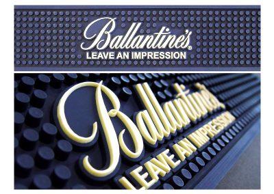 Ballantines barmåtte