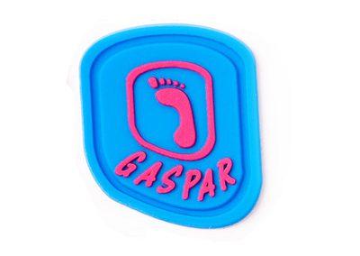 Gaspar-Aufnähe
