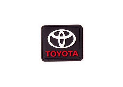 Toyota1-Aufnähe