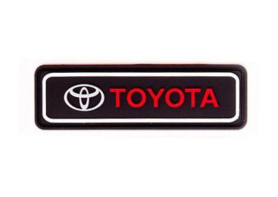 Toyota-Aufnähe