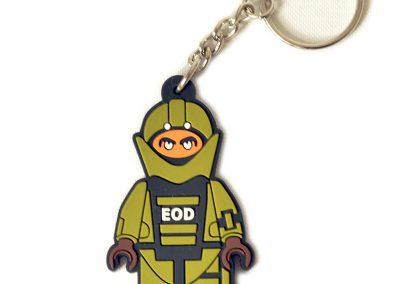 EOD Schlüsselanhänger